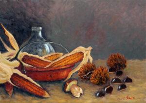 Pavesi_ugo_Frutti d'autunno 50x70 PU26