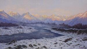 Pavesi_ugo_Il Toce in Inverno 80x140 PU35